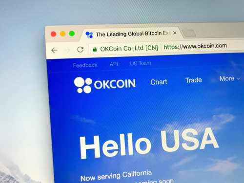 OKCoin предоставит доступ к парам «токен-токен» жителям 20 штатов США