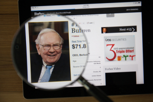 CEO Tron приобрёл на аукционе право отобедать с Уорреном Баффеттом за $4,6 млн