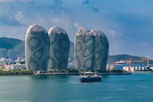 В Китае появится «умный» город с блокчейн-решениями