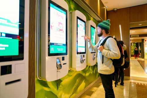 Сеть обменных терминалов в США начнёт продавать биткоины