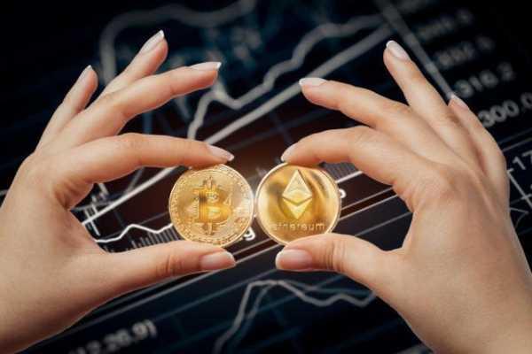 В блокчейнах биткоина и Ethereum наблюдается резкий рост активности