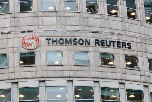 Индекс настроения рынка Thomson Reuters будет отслеживать 100 криптовалют
