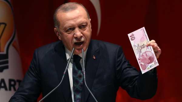 Эрдоган: «Турция закончит тестирование цифровой лиры в 2020 году»