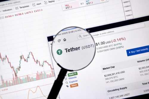 Tether выпустил токены USDT ещё на $250 млн