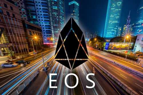 Массовый эирдроп ждёт держателей EOS на стадии запуска основной сети