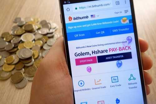 Хакеры украли $30 млн с южнокорейской биржи криптовалют Bithumb