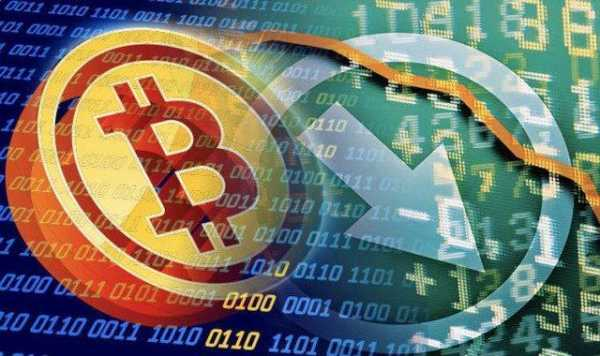 Курс биткоина на Bitstamp упал до $9 100
