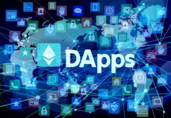 Ethereum по-прежнему значительно превосходит EOS и TRON по числу работающих DApps