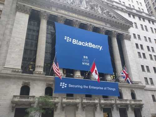 BlackBerry представила блокчейн-платформу для сферы медицинских услуг