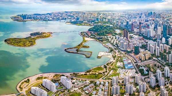 Особая экономическая зона Хайнаня вложит $142 млн в развитие блокчейна