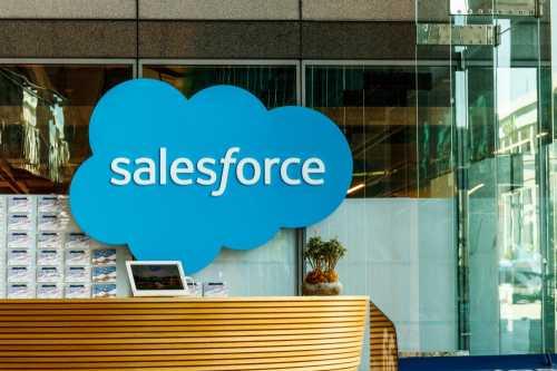 Salesforce запатентовала антиспам-платформу на базе блокчейна
