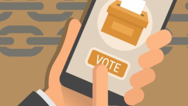 Два округа штата Орегон протестируют мобильное приложение для голосования на блокчейне
