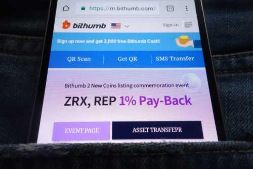 Bithumb возобновит регистрацию пользователей вместе с восстановлением банковского контракта