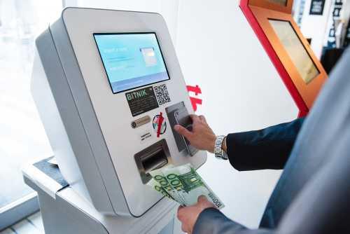 Количество криптовалютных банкоматов в мире превысило 3500