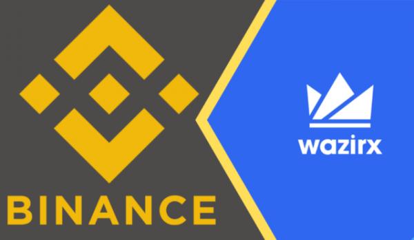 Токен WazirX подскочил в цене на 160% после добавления на Binance