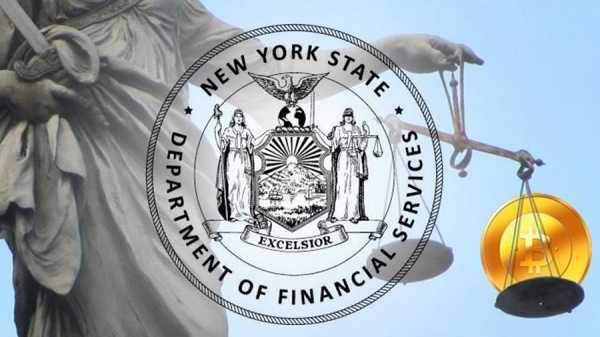 Департамент финансовых услуг Нью-Йорка пересмотрит условия BitLicense для листинга токенов