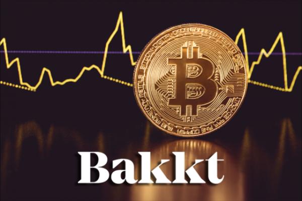 Дневной торговый объем BTC-фьючерсов Bakkt побил предыдущий рекорд на 200%