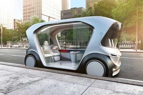 Bosch и IOTA представят автономный электробус