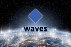 Waves испытал мгновенный обвал до 10 сатоши на бирже Binance