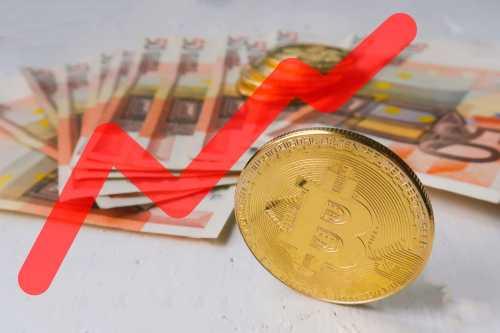 Курс биткоина внезапно подскочил на $500