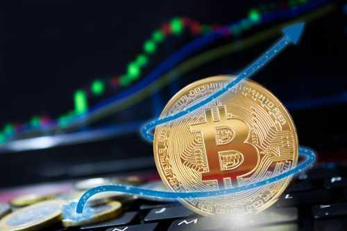 Курс биткоина достиг 40-дневного максимума выше $9200