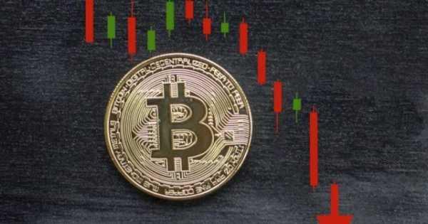 Биткоин-рынком овладела паника