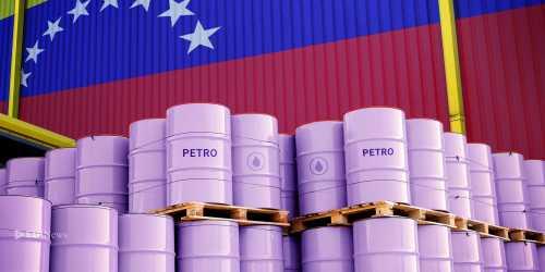 Венесуэла запустила пресейл токена Petro