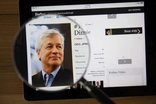 CEO JPMorgan Джеймс Даймон снова критикует биткоин