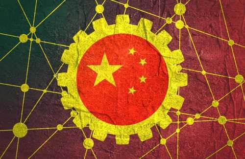 Китай испытывает шестикратный рост числа фирм, в названиях которых фигурирует «блокчейн»