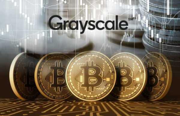 За последнюю неделю запасы Grayscale Investments увеличились на 17 000 BTC