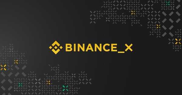 Сегодня состоялось официальное открытие платформы для разработчиков Binance X