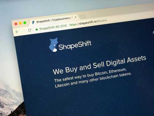 ShapeShift откажется от модели «биржи без аккаунтов»