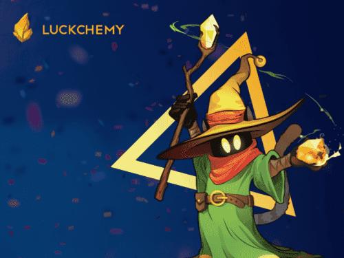 Luckchemy изменит индустрию азартных игр