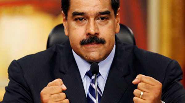 Президент Венесуэлы прорекламировал кошелек Trezor на национальном телевидении