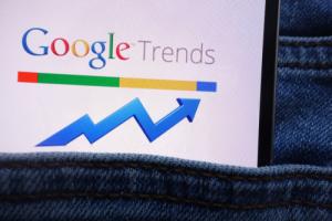 Интерес к биткоину в Google возрос после твита Трампа