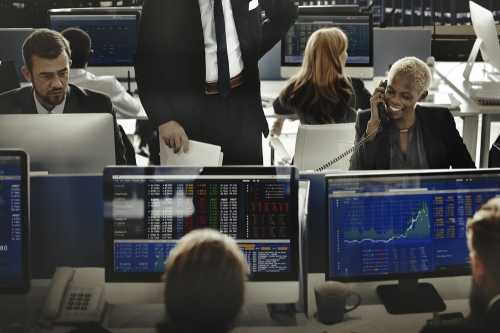 Фиатная биржа LMAX запускает криптовалютную торговлю