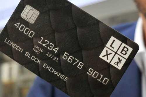 Лондонская компания LBX запустила сервис для хранения и обмена криптовалют