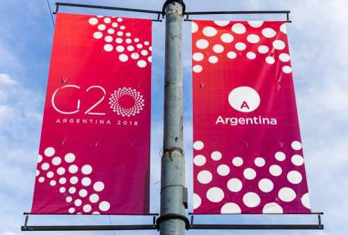 На саммите G20 обсудили налогообложение международных криптовалютных платежей