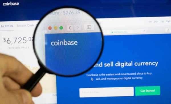 Биржу Coinbase оценили в $92,2 млрд