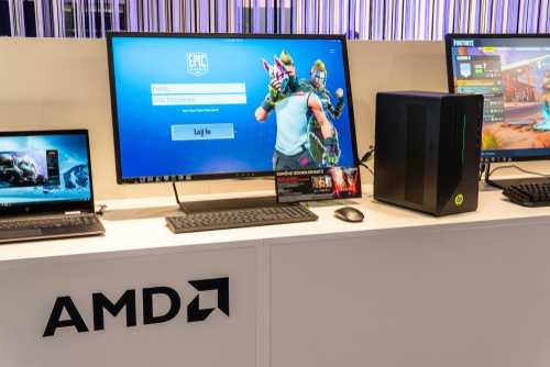AMD: Связанные с блокчейном продажи GPU в третьем квартале были незначительными