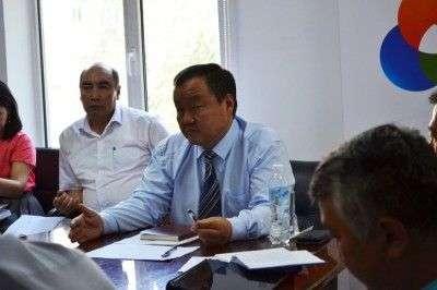 Глава киргизского Нацэнерхолдинга предложил импортировать электроэнергию для майнеров