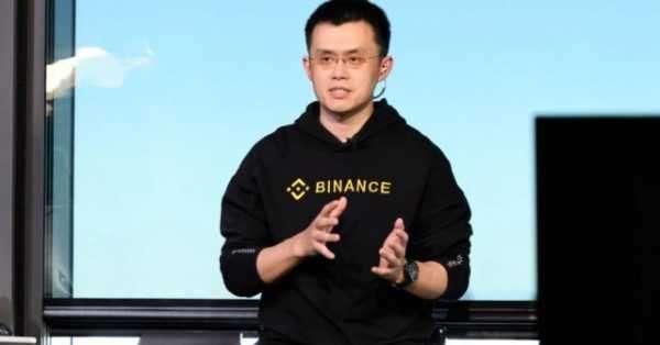 Чанпэн Чжао протестировал платёжную карту Binance