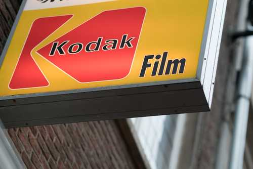 Брендированный Kodak майнер биткоина оказался скамом