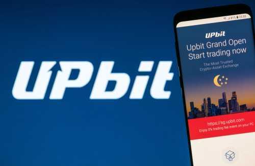 Руководство крипто-биржи UPbit обвинено в мошенничестве из-за завышения объёма торгов