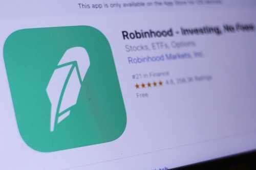В инвестиционное приложение Robinhood добавлены Litecoin и Bitcoin Cash