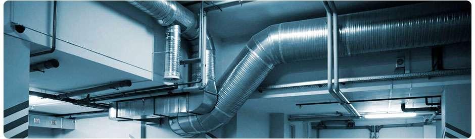Промышленная вентиляция и ее монтаж от Евроклимат-сервис
